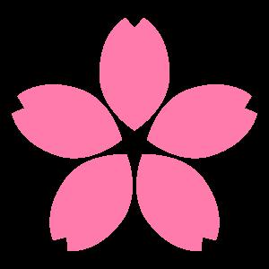 サクラの花6 サクラの花6 | 花、植物イラスト Flode illustration (フロデ